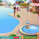 Funny Water Park Screenshot
