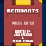 Remnants Screenshot