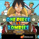 One Piece Vs Zombies Screenshot