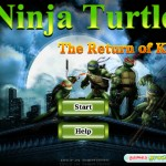 Ninja Turtles - The Return of King Screenshot