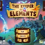The Keeper of 4 Elements Screenshot
