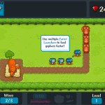 Game Over Gopher Screenshot