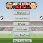 Sports Heads - Football Screenshot