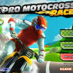 Pro Motocross Racer Screenshot