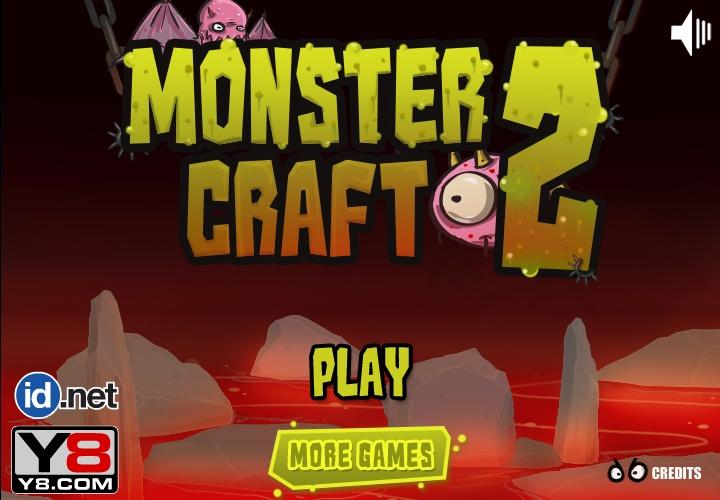 Скачать игру monster craft 2
