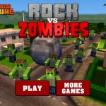Rock Vs Zombies Screenshot