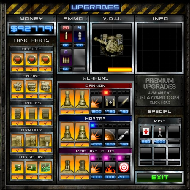 Tank Blitz Zero - Unblocked Games VEVO