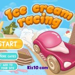 Ice Cream Racing Screenshot