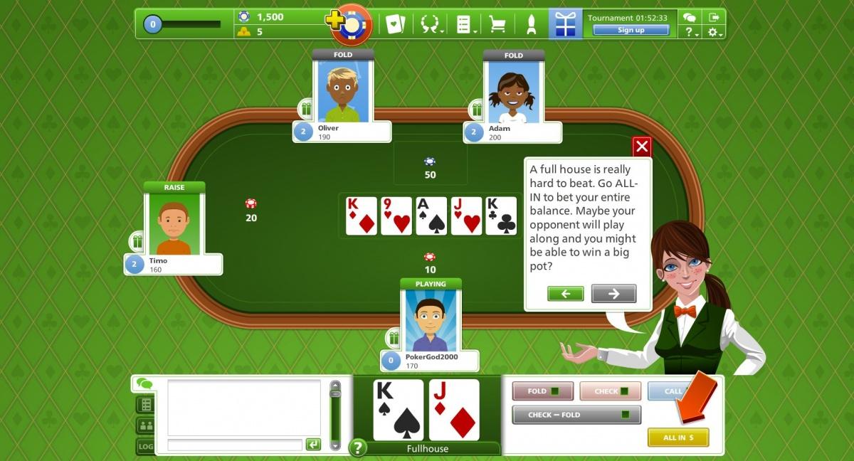 Goodgame poker par goodgame studios global gambling revenue 2015