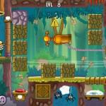 Snail Bob 8 - Island Story  Screenshot