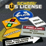 School Bus License Screenshot