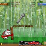Jetpack Panda Screenshot