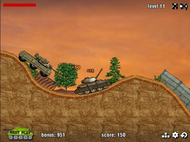tank mania game