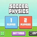 Soccer Physics Screenshot