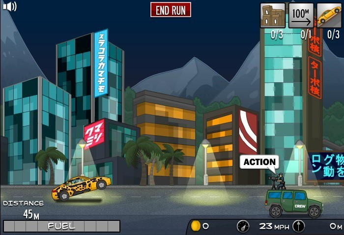 Car Eats Car Hacked Online Games
