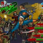 Ninja vs Zombies 2 Screenshot
