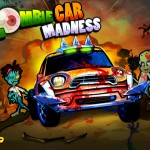 Zombie Car Madness Screenshot
