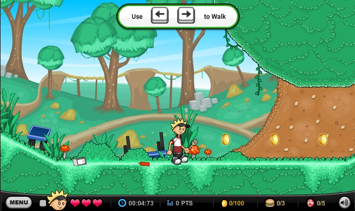 papa louie 2 online game