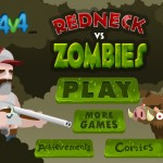 Redneck vs Zombies Screenshot