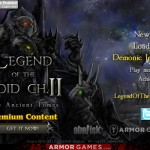 Legend of the Void 2 Screenshot