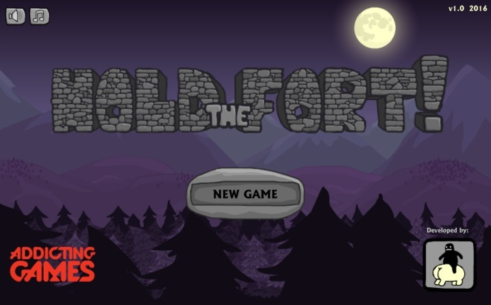 Hold the Fort! Hacked / Cheats - Hacked Online Games