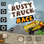 Rusty Trucker Race Screenshot