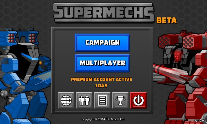 super mech mod apk android