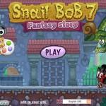 Snail Bob 7 - Fantasy Story Screenshot