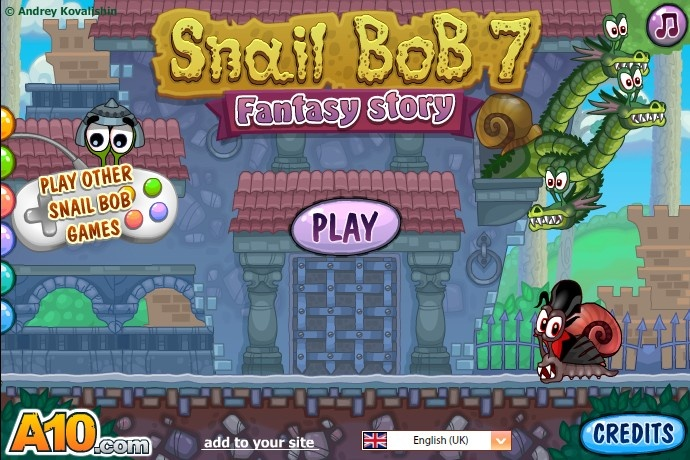 Snail Bob 7 - Fantasy ...