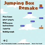 Jumping Box - Remake Screenshot