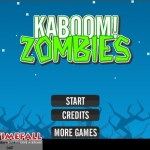 Kaboom Zombies Screenshot