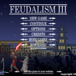 Feudalism 3 Screenshot