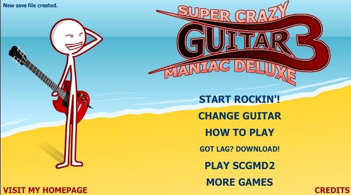 Super Crazy Guitar Maniac Deluxe 5