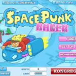 Space Punk Racer Screenshot
