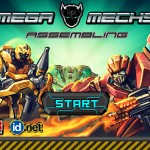 Mega Mechs Assembling Screenshot