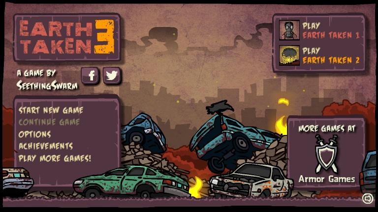 Earth Taken 3 Hacked / Cheats - Hacked Online Games
