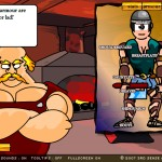 Swords and Sandals 2 - Emperors Reign Screenshot