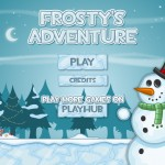 Frosty's Adventure Screenshot