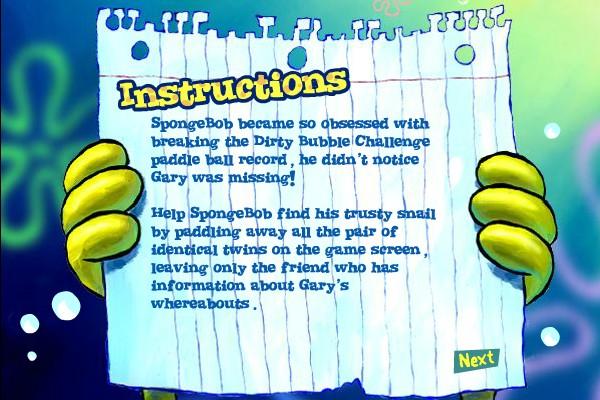 SpongeBob and the Trai...