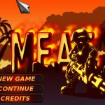 MEAT - Mercenary soldier Screenshot