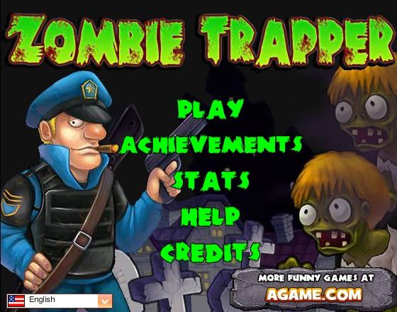 zombie trapper