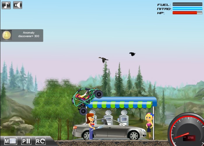 Dune Buggy Car Game Online