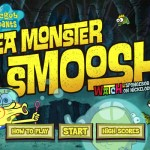 Spongebob - Sea Monster Smoosh Screenshot