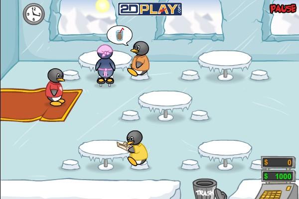 Play Penguin Diner 2 Online Games