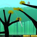Sticky Ninja Academy Screenshot