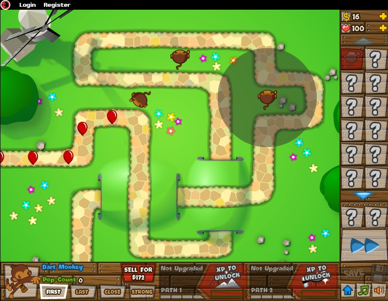 bloon tower defence 5