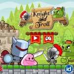 Knight and Troll Screenshot