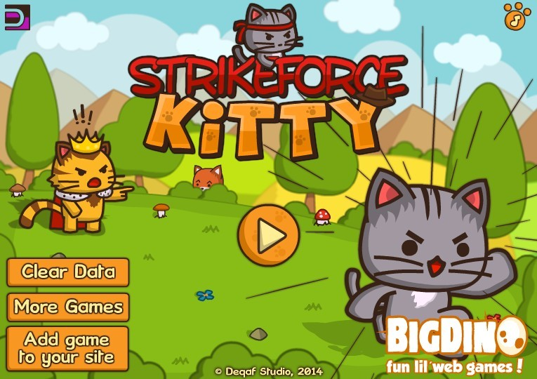 Strikeforce kitty hacked cheats hacked online games