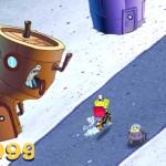 Spongebob Pizza Toss Screenshot