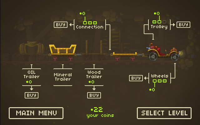 mining truck 2 trolley transport hacked cheats